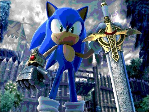 Quel est le nom du thème de Sonic et le Chevalier Noir ?