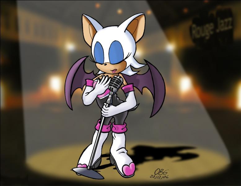 Quel est le nom du thème de Rouge dans Sonic Adventure 2 ?