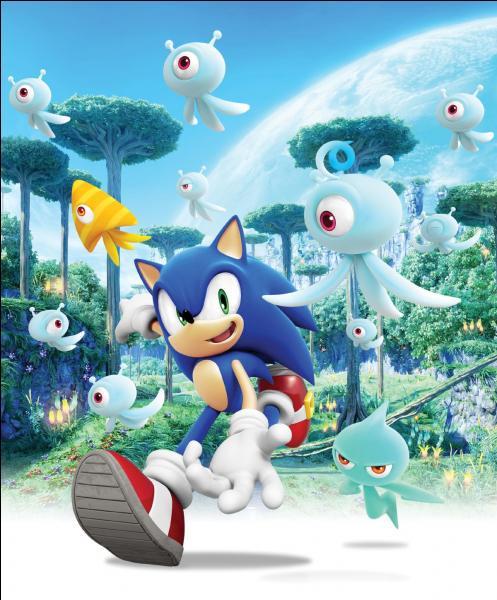 Quel est le nom du thème de Sonic Colours ?