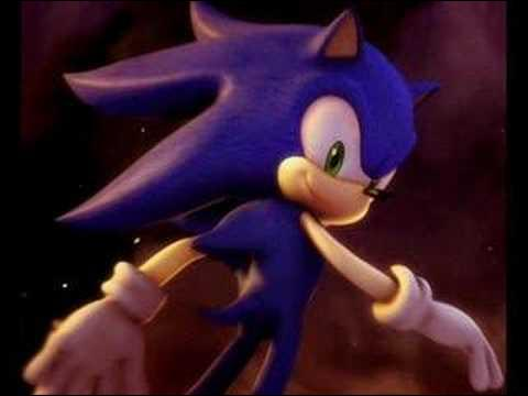 Quel est le nom du thème de Sonic the Hedgehog 2006 ?