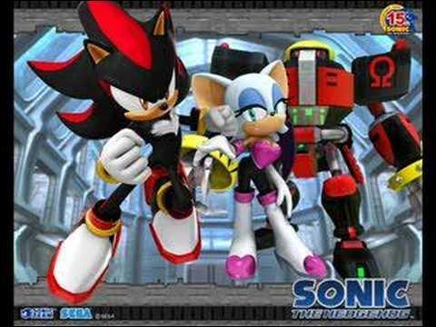 Quel est le nom du thème de la team Dark dans Sonic Heroes ?