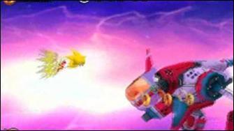 Quel est le nom du thème du boss final de Sonic Rush ?
