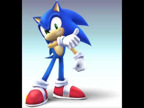Chansons des jeux Sonic
