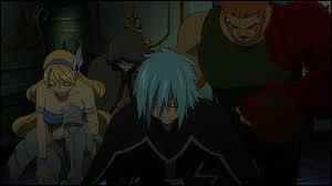 Qui est parti infiltrer la guilde ?