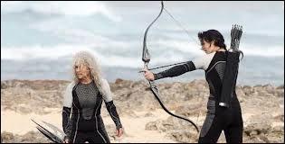 A quel endroit a été principalement tourné Hunger Games ?