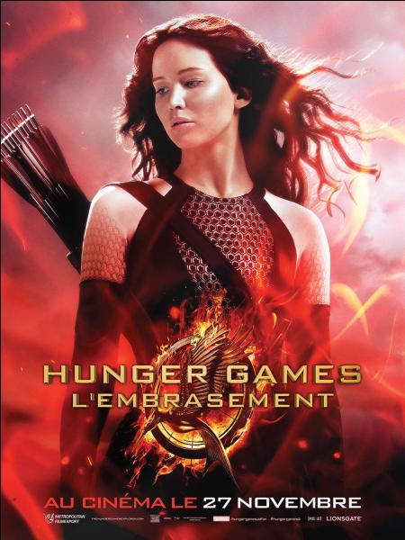 En quelle année le film  Hunger Games 2  est-il sorti ?