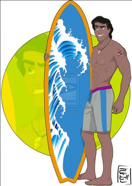 Ce personnage a tout lâché pour se mettre au surf en arrivant à la fac. Qui est-il ?