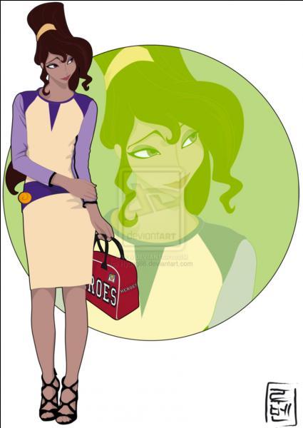 De Disney à la fac, ce personnage reste réservé, comme aux côtés de son petit ami. Elle est étudiante en anthropologie. Qui est-elle ?
