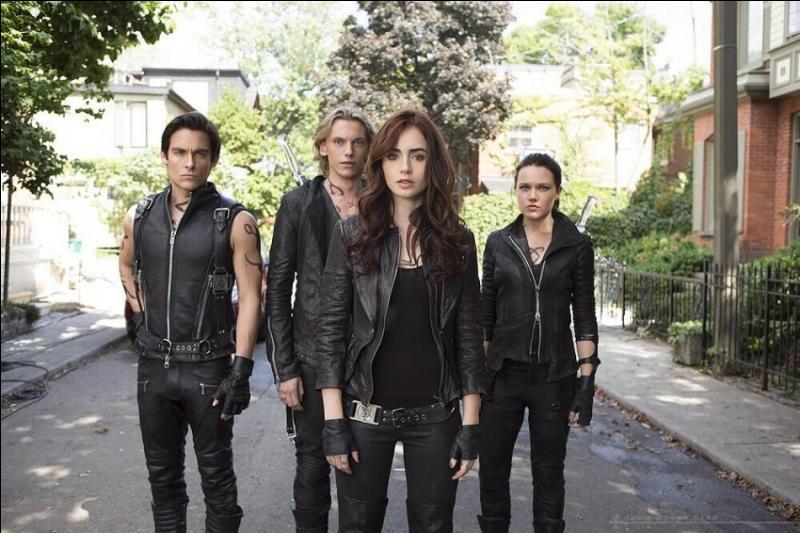 Quelle est la nature de Jace, Isabelle, Alec, Jocelyn et Clary plus tard ?