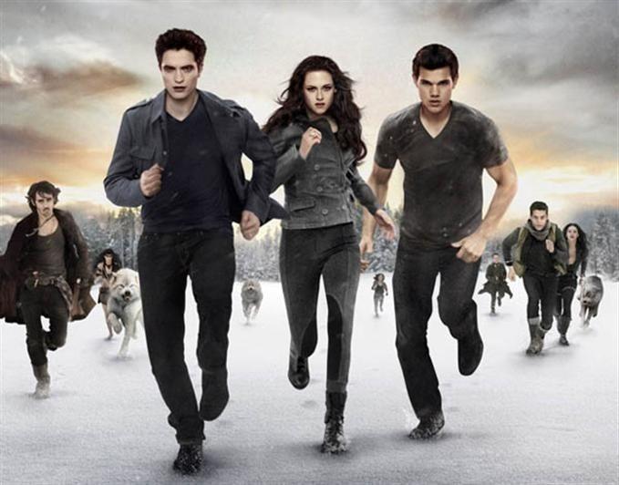 Acteurs de Twilight