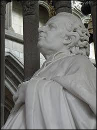 Né en 1729, cet homme fut le dernier évêque du diocèse de Léon (Finistère), qu'il a dirigé avec compétence depuis 1772 jusqu'à la Révolution. Qui est-ce ?