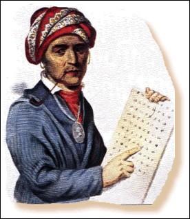 Sequoyah est un personnage très important pour le peuple Cherokee. Qu'a-t-il fait ?