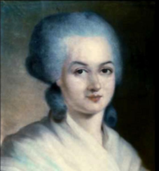 Cette femme a toujours lutté contre l'esclavagisme. Egalement elle a lutté pour la reconnaissance des droits de la femme, elle est l'auteur de la déclaration des droits de la femme et de la citoyenne. Qui est cette femme ?