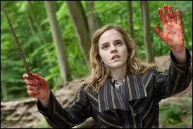 Que fait Hermione ?