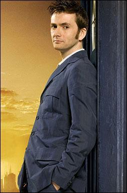 Le dixième Docteur est joué par...
