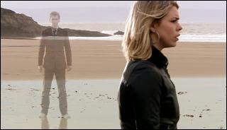 Dans l'épisode  Doomsday  ( Adieu Rose  en VF), où le Docteur et Rose se revoient-ils pour la dernière fois ?