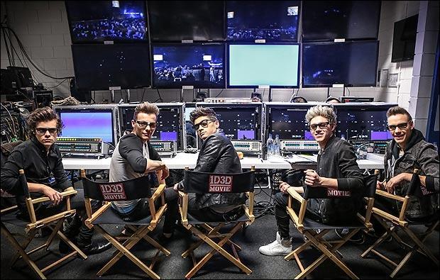 Quel est le nom du film 3D sur la vie des One Direction ? Et en quelle année est-il sorti en France ?