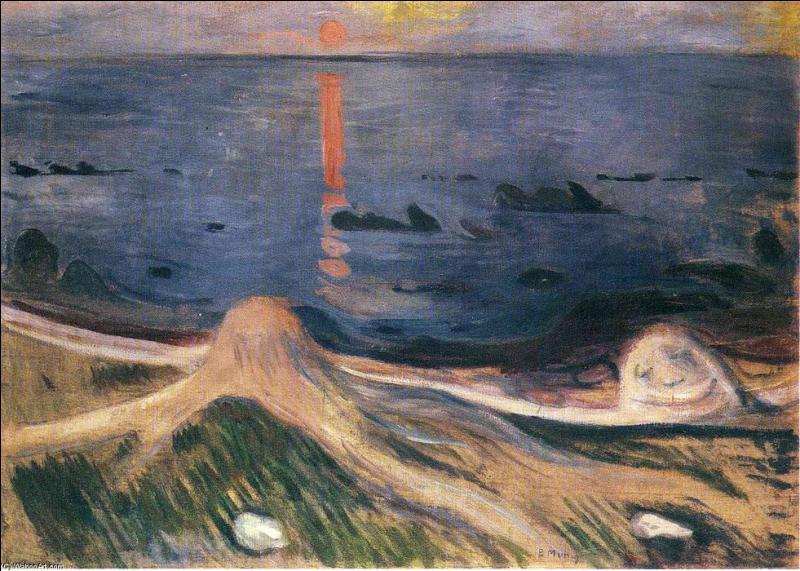 Qui a peint Mystère de la nuit ?