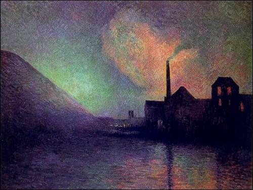 Qui a peint Couillet la nuit ?