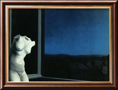 Qui a peint Belle de nuit ?