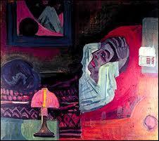 Qui a peint Le malade la nuit ?