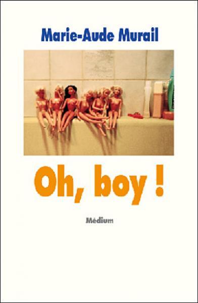 Qui sont les personnages principaux du livre  Oh Boy !   de Marie-Aude Murail ?