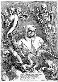 Quelle Catherine, voyante et pratiquant la sorcellerie, fut mêlée à l'affaire des poisons et brûlée vive en 1680 après avoir subi la question ?