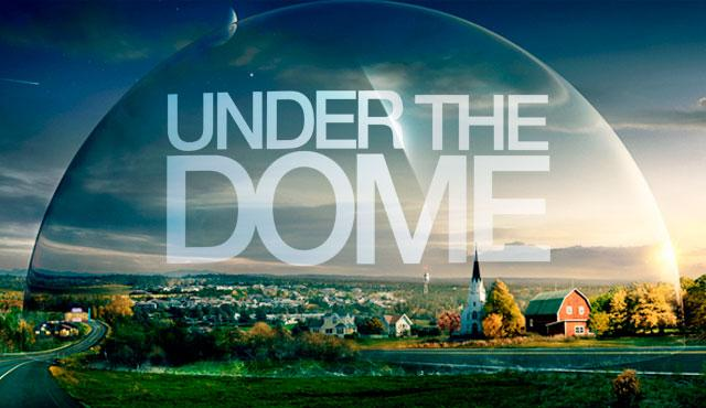 Under the dome, les personnages