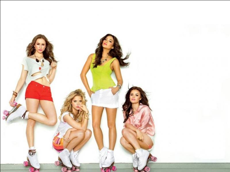 Comment s'appellent les 4 actrices principales ?