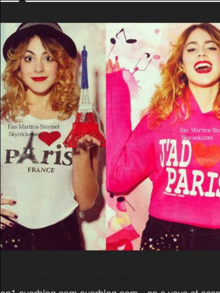 Aime-t-elle Paris ?