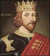 Richard Ier était le monarque de quel pays ?