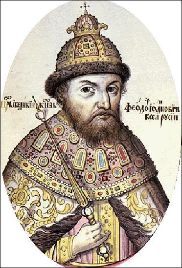 Fédor Ier était le monarque de quel pays ?