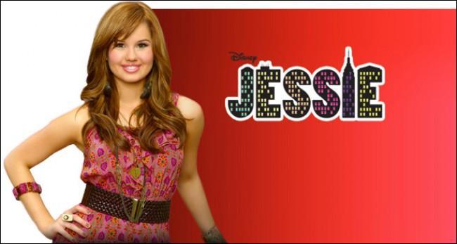 Sur quelle chaine passe  Jessie  ?