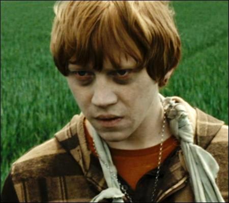 Toute cette marche rend Ron furieux... et fatigué. Qu'en pense-t-il ?
