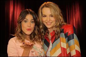 Qui est cette star avec Violetta qui est venue au studio une fois (photo) ?