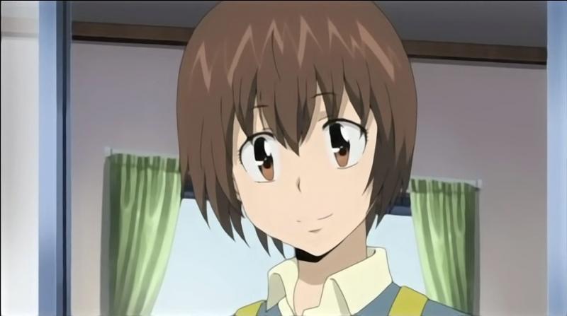 Qui a été le premier petit chez Tsuna sans compter Reborn ?