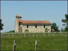 Je vous présente l'église Saint-Étienne de la commune périgourdine de Puymangou. Elle se situe en région ...