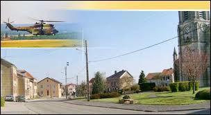 Le village Meusien de Rouvres-en-Woëvre se situe en région ...
