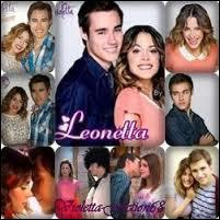 Dans quel épisode León et Violetta se rencontrent-ils pour la première fois ?