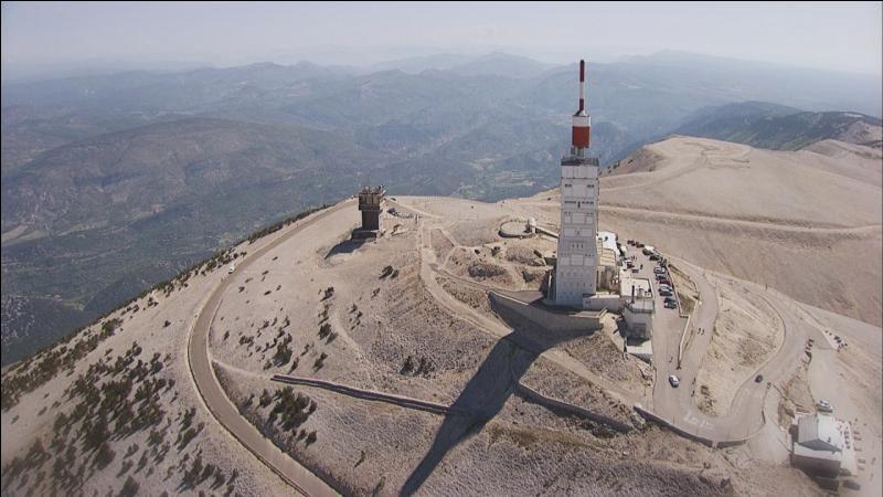 Lequel de ces sommets est le plus élevé ?