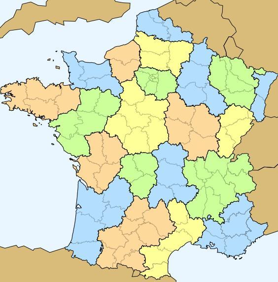 G�ographie de la France
