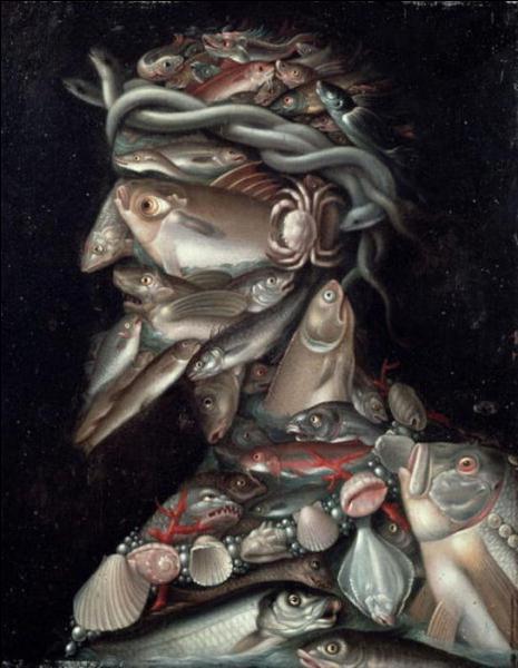 Quel artiste a peint cette toile qui s'appelle  l'amiral  ?