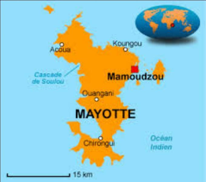 Le 31 mars 2011, après un référendum, Mayotte devient officiellement un département français. Combien de départements compte aujourd'hui la France ?