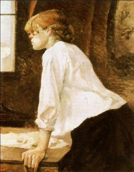 Sous quel nom est connu ce tableau peint entre 1886 et 1889 ?