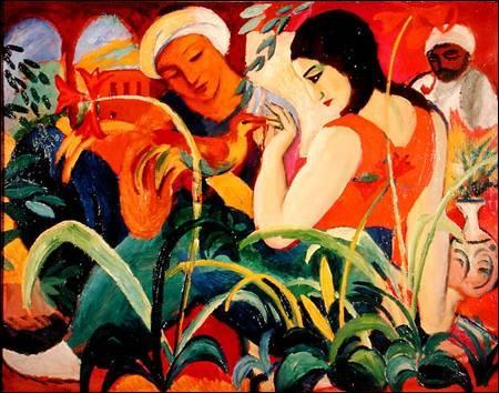 Qui a peint Odalisques orientales ?