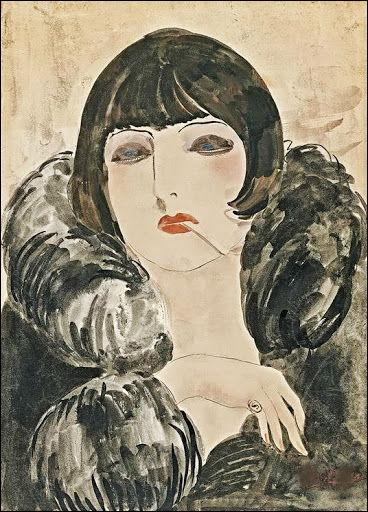 Qui a peint Kiki de Montparnasse ?