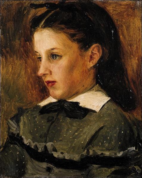 Quel peintre ayant réalisé  le déjeuner des canotiers  a peint  Marie Le Coeur  ?