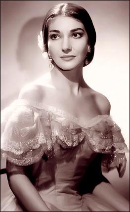 De quelle nationalité était Maria Callas ?