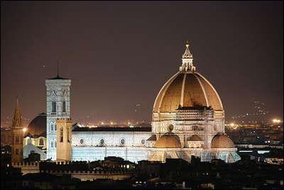 Quelle cathédrale peut-on admirer à Florence ?
