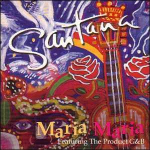Quel chanteur mexicain célèbre a connu le succès avec  Maria Maria  ?